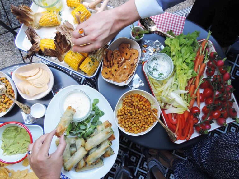 My 9 tips for a great summer party at home