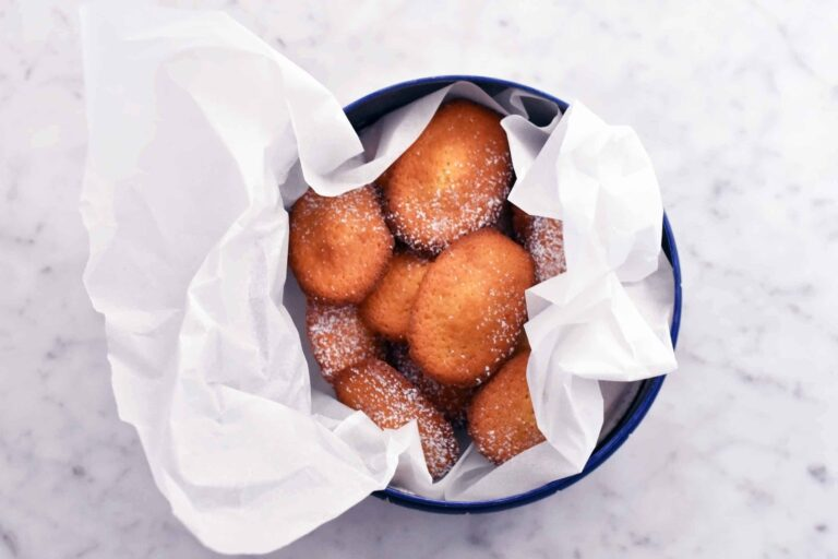My tips for Paris and perfecting madeleines