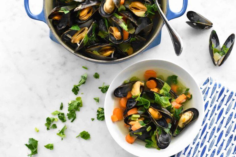Belgian Classics (3): Belgian mussels
