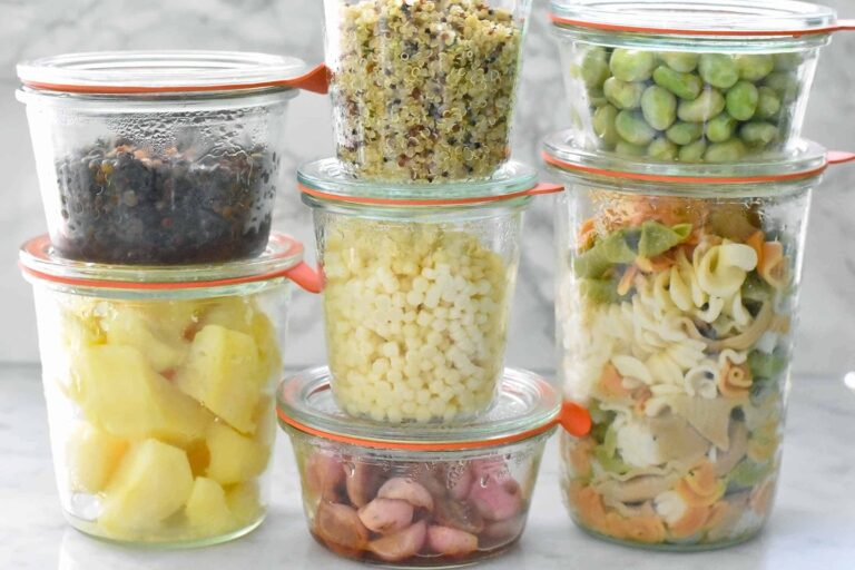 How to meal prep for the week in 1 hour