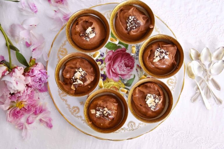 Belgian classics (5): Belgian chocolate mousse