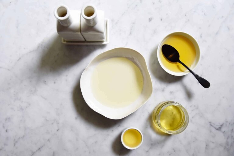 My cooking oils quick guide