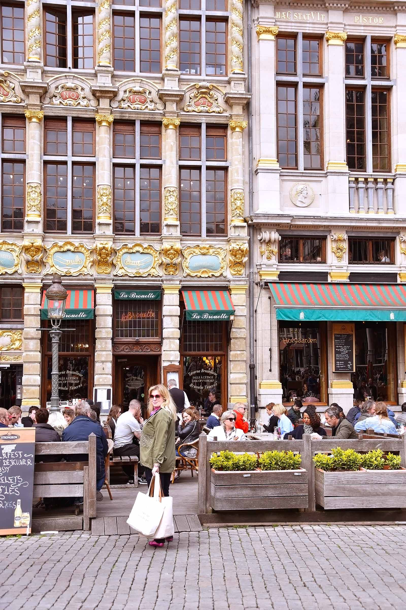 How to spend a sustainable weekend in Brussels