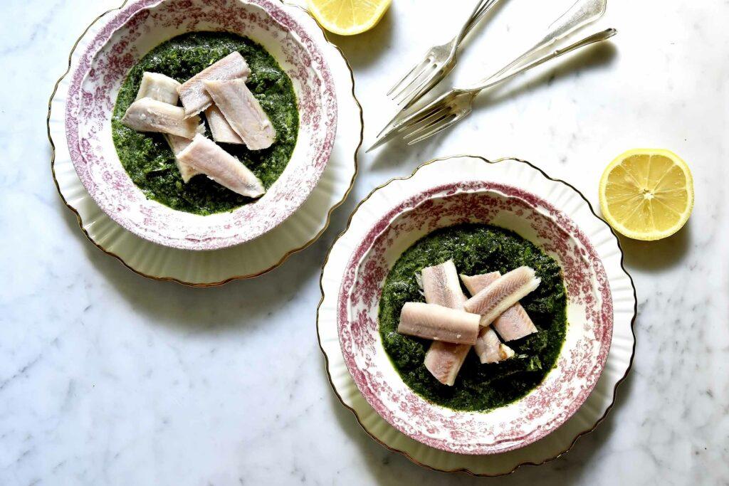 Belgian Classics (17) : eel in green sauce