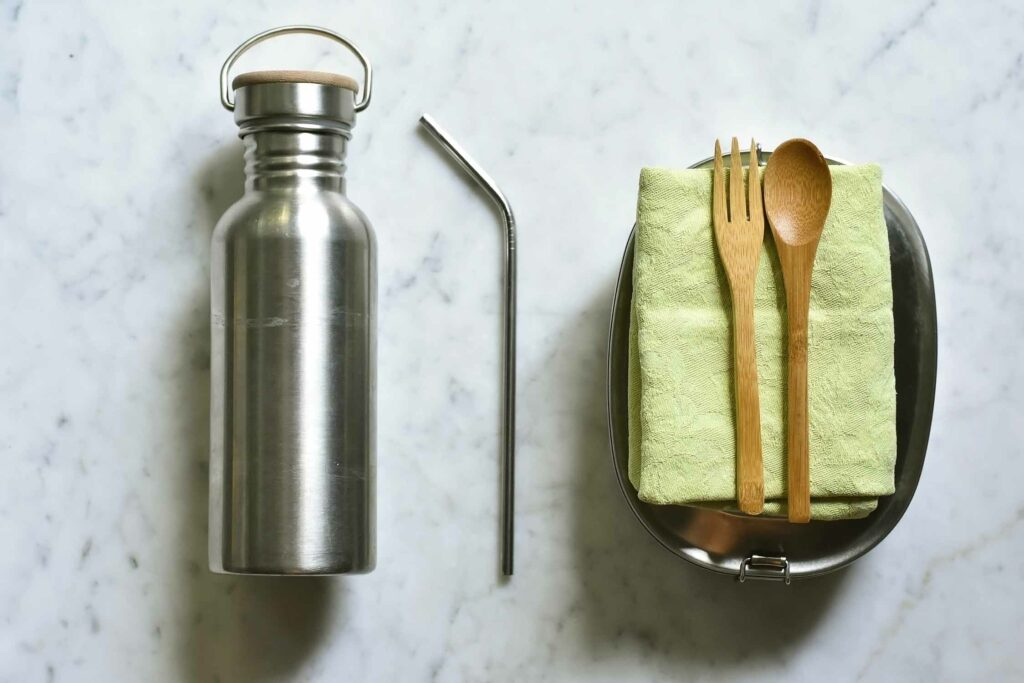 My top 12 easy zero waste swaps