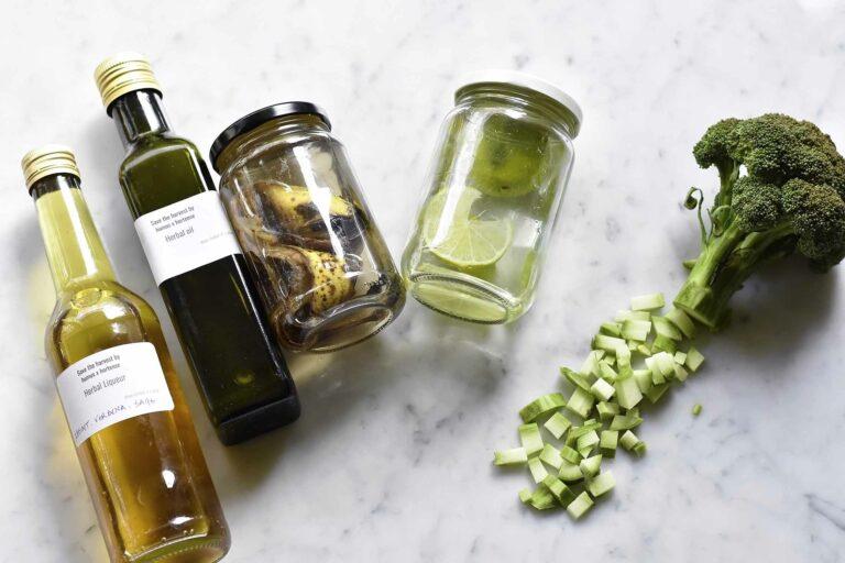5 resourceful ways to re-use kitchen waste